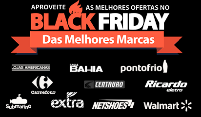 Participe da Black Friday 1001 Cupom de Descontos